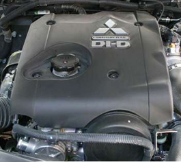 Reconditioned Mitsubishi L200 Engines | All The Damage Parts