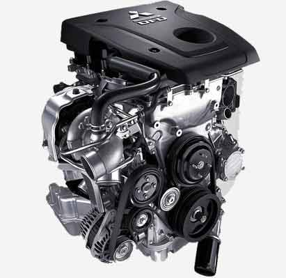 Mitsubishi L200 Recon Engines